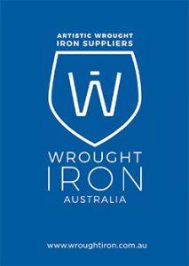 AWIS wrought iron brochure