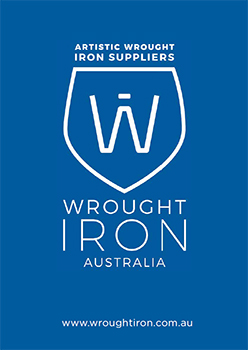 Wrought Iron components catalogue